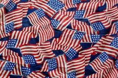 Usa flag wallpaper Royalty Free Stock Image