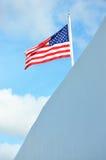 USA flaga Obraz Royalty Free
