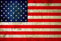USA flagga fotografering för bildbyråer
