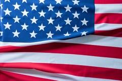 USA flagga för bakgrund Arkivfoton