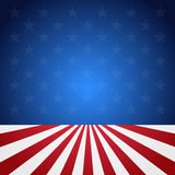 USA-Flaggenmusterhintergrund Lizenzfreie Stockfotos