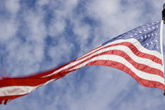 USA Flags Stock Images