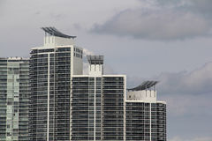 USA, Floryda Miami, Atlantyk wybrzeże - Obrazy Stock
