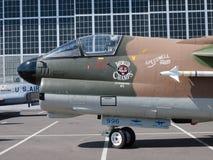 USA-flygplan Royaltyfria Bilder