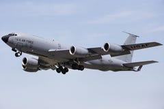 USA-flygvapen i Oklahoma Arkivbilder