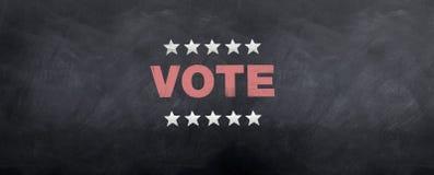 usa głosowanie Zdjęcie Stock