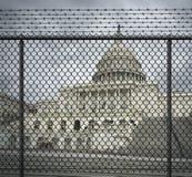USA Government Shutdown Crisis stock photos