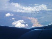 USA Grand Canyon från luft Royaltyfri Fotografi