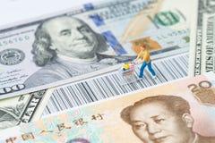 USA, handel, import i eksport detaliczny ecommerce robi zakupy c Chiny, fotografia stock