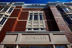 06 04 2011 USA, Harvarduniversitetet, Morgan Fotografering för Bildbyråer
