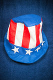 USA Hat Royalty Free Stock Images