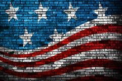 USA-Hintergrund Stockfoto