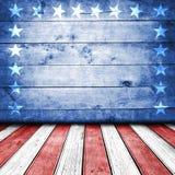 USA-Hintergrund Lizenzfreies Stockbild