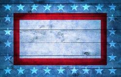 USA-Hintergrund Stockbild