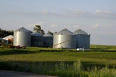 USA_IAWA DA AGRICULTURA Fotografia de Stock Royalty Free