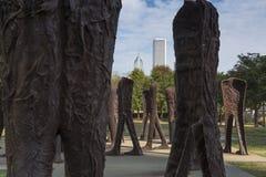 USA - Illinois, Chicago - Obrazy Stock