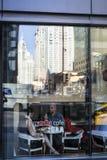 USA - Illinois - Chicago. The nutella cafè ferrero Stock Images