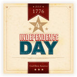 USA Indenpendence Day background Stock Image