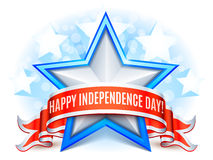 USA Independence Day Background Royalty Free Stock Image