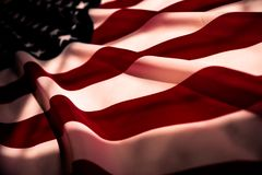 USA Independence day, 4 July. Stock Photos