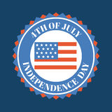 Usa independence day related image Stock Photos