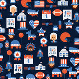 Usa independence day related image Royalty Free Stock Image