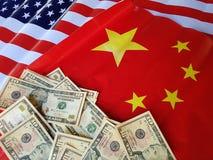 USA izby handlowej wezwania zdjęcia stock