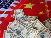 USA izby handlowej wezwania zdjęcie royalty free