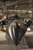 USA-kämpe i museum av flyget Seattle Arkivfoton