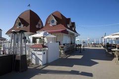 USA - Kalifornien - San Diego - hotell Coronado Arkivfoto