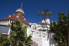 USA - Kalifornien - San Diego - hotell Coronado Fotografering för Bildbyråer