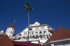 USA - Kalifornien - San Diego - hotell Coronado Arkivfoton