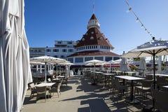 USA - Kalifornien - San Diego - hotell Coronado Royaltyfria Foton