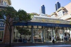USA - Kalifornien - San Diego - hotell Horton Arkivbild