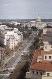 USA-Kapitolium Royaltyfri Foto