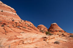 USA - Kojote Buttes - die Wellenbildung Stockfoto