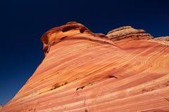 USA - Kojote Buttes - die Wellenbildung Stockfotos