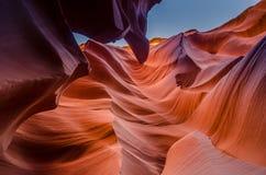 USA krajobraz, Uroczysty jar Arizona, Utah, Zlani stany America Zdjęcie Stock