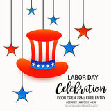 USA Labor Day. Royalty Free Stock Image