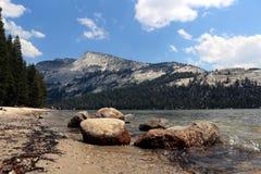 USA landskap Yosemite Royaltyfria Bilder