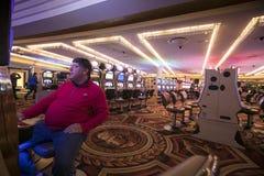USA - Las Vegas - caesars pałac hotel obraz royalty free
