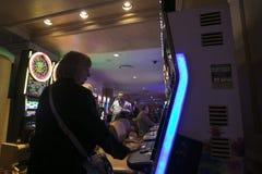 USA - Las Vegas - caesars pałac hotel zdjęcia royalty free