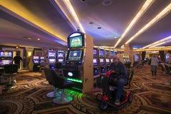 USA - Las Vegas - caesars pałac hotel fotografia royalty free