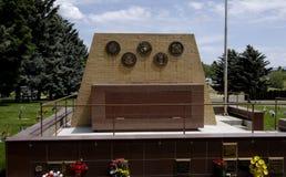 USA_LEWIS-CLARK EMORIAL GARDEN Stock Image