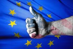 USA likes EU Stock Photos