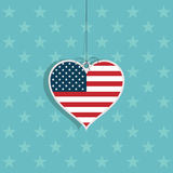 Usa love Stock Images