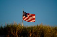Usa is lovely Royalty Free Stock Photography