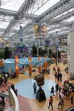 USA_MALL OR AMERICA Royalty Free Stock Photography