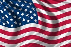 USA-Markierungsfahne