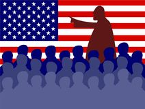 Usa meeting Stock Images